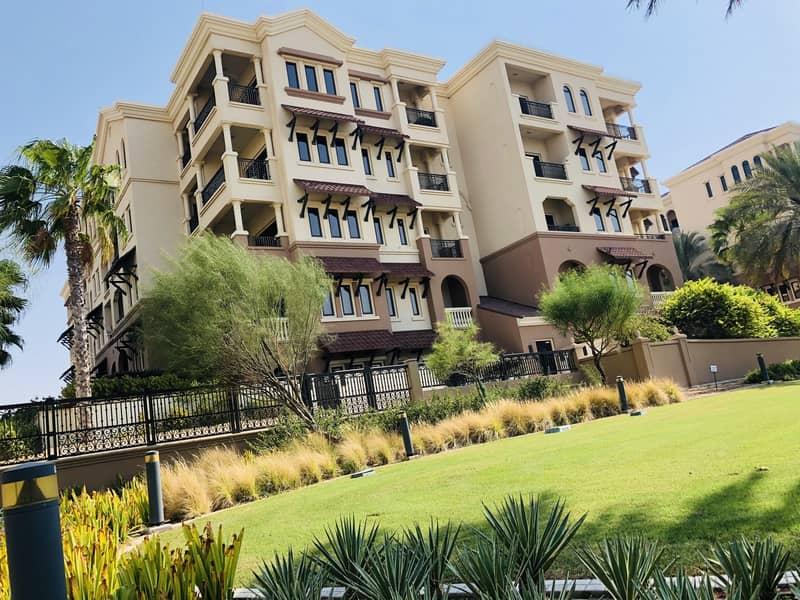شقة في مساكن شاطئ السعديات شاطئ السعديات جزيرة السعديات 1 غرف 78000 درهم - 4739416