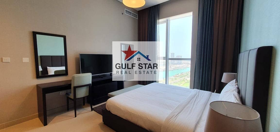 Fully Furnished Sea View 2 Bedroom Apartment in Saraya Corniche