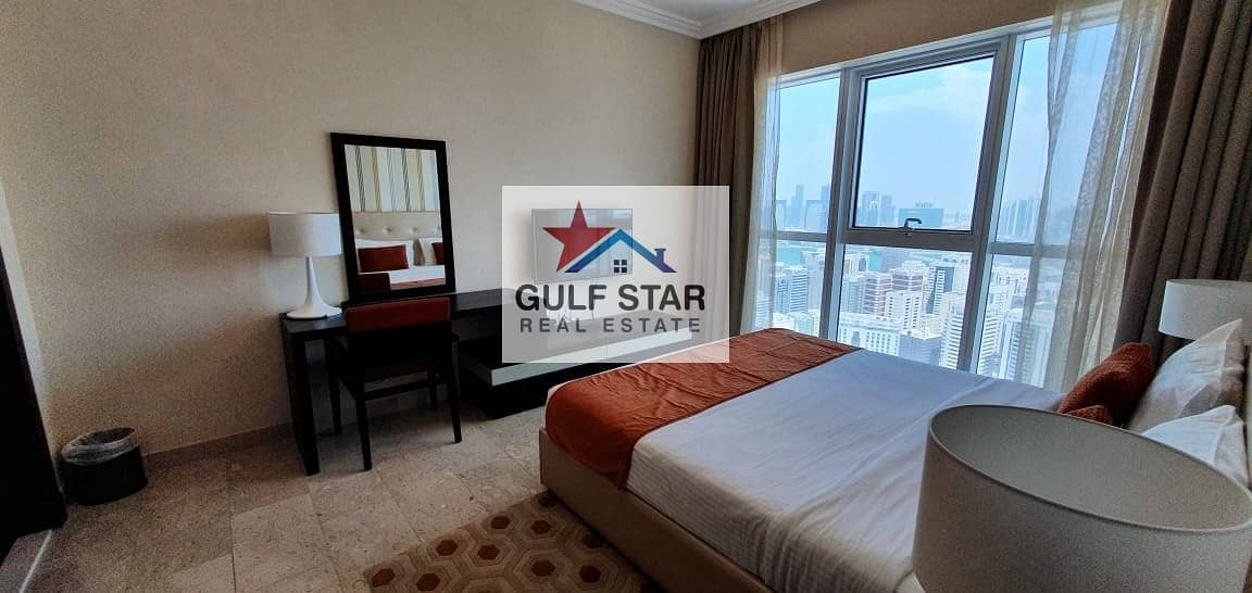 15 Fully Furnished 1 Bedroom with Huge Balcony