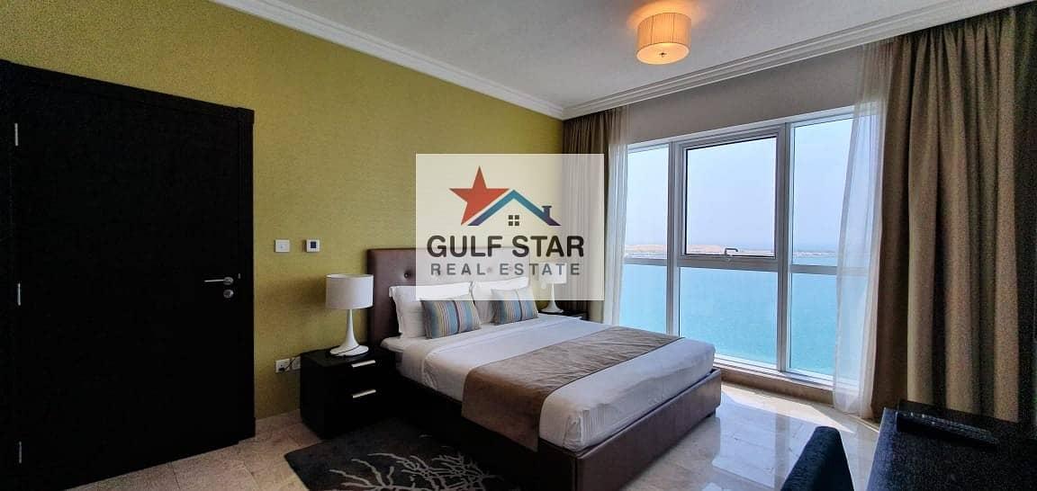 2 Splendid Sea View - Fully Furnished 1 Bedroom on Corniche