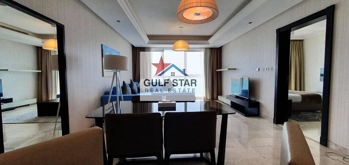 14 Splendid Sea View - Fully Furnished 1 Bedroom on Corniche