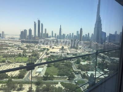 Bright 2 Bed Apartment with Zabeel  View