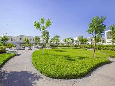 3 Bedroom Townhouse for Rent in Reem, Dubai - Dream Home | Stunning View | Close To Pool N Park