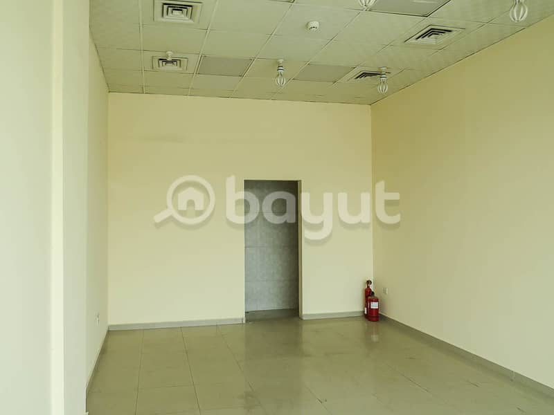 Amazing Offer -Shop For Rent Ind area 12 Shj- Only 25K+ 1 Month Free