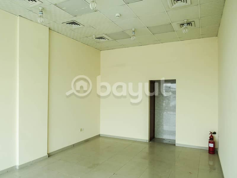 2 Amazing Offer -Shop For Rent Ind area 12 Shj- Only 25K+ 1 Month Free