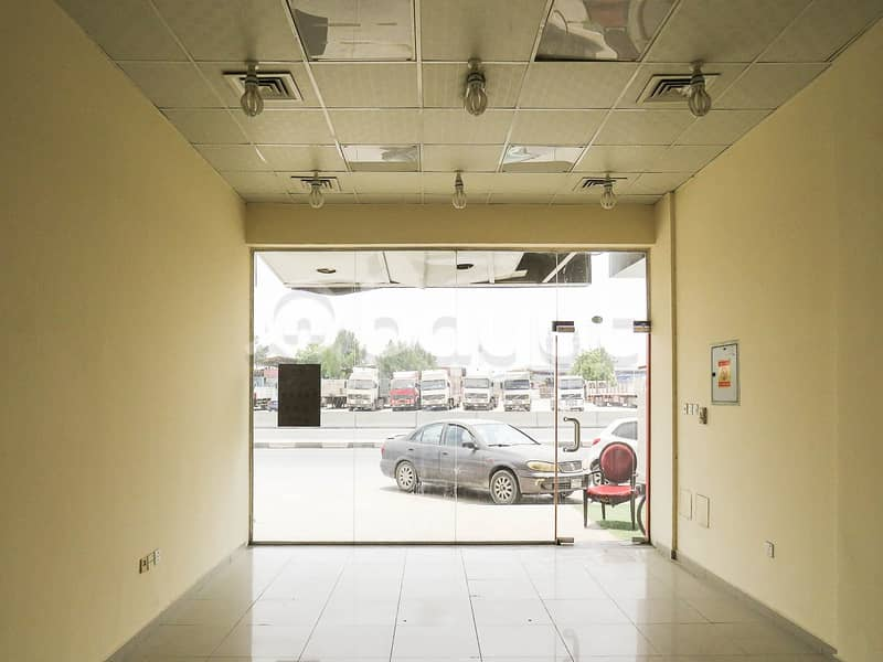 10 Amazing Offer -Shop For Rent Ind area 12 Shj- Only 25K+ 1 Month Free