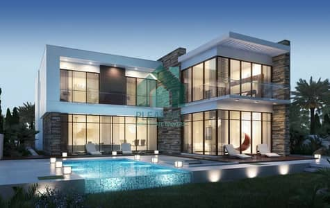 6 Bedroom Luxurious Villa for sale in Damac Hills.