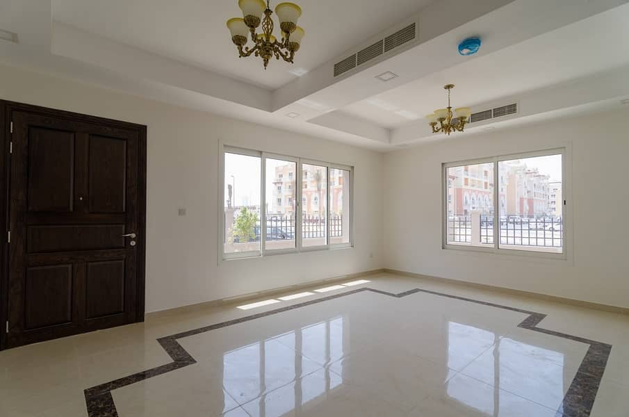 5 bedrooms Villa available at JVC 2. Only for 100
