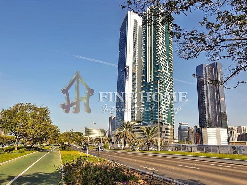 2 Corner Tower | 16 F | 4 shops | 4 offices | 34 Apt
