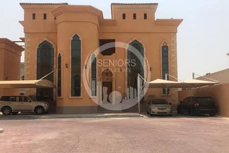 6 Bedroom Villa for Rent in Shakhbout City (Khalifa City B), Abu Dhabi - 6BR Villa within a compound in Shakhbout
