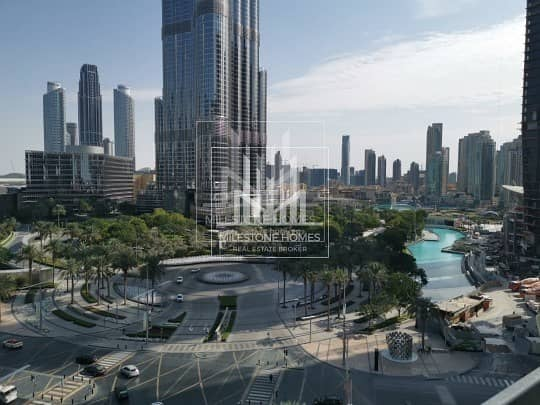 13 Spacious 3BR | Burj View | Ready to Move in