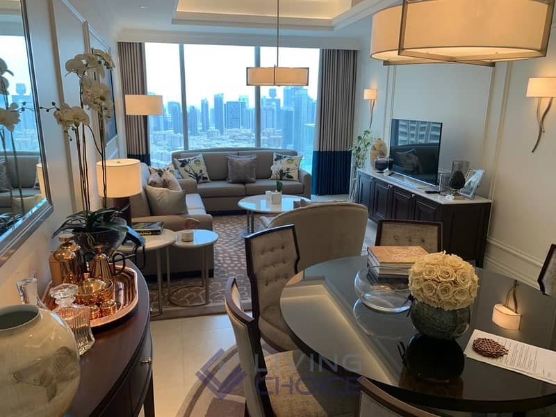 2 Furnished & Serviced Luxury Apartments