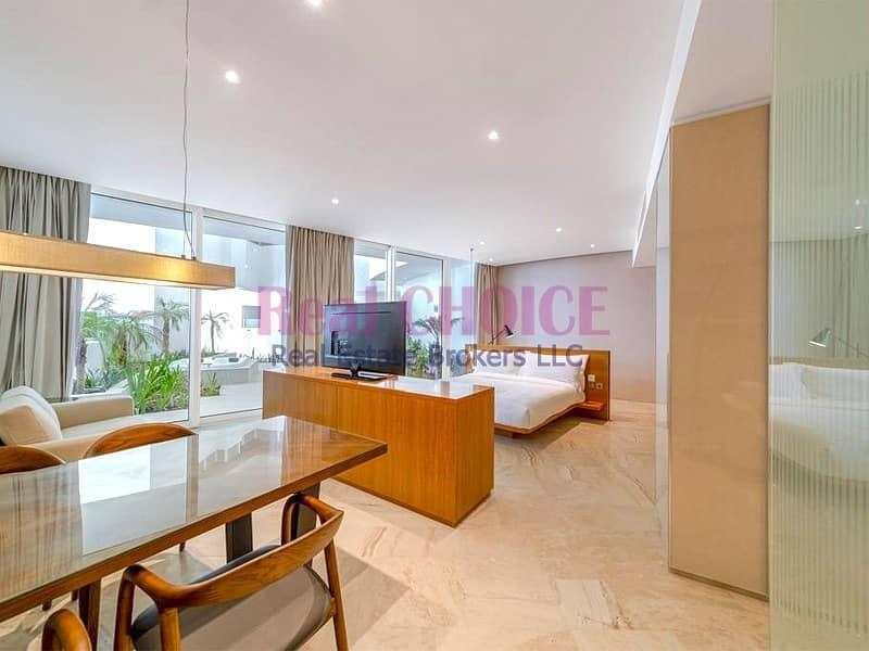 Bright Studio Apartment|High Floor|Brand New