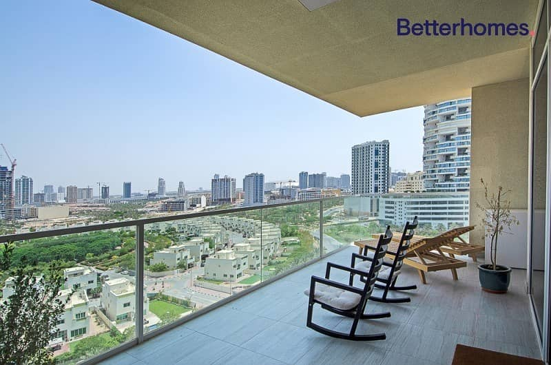 11 Furnished | 180 Degree View | 2 Parkings