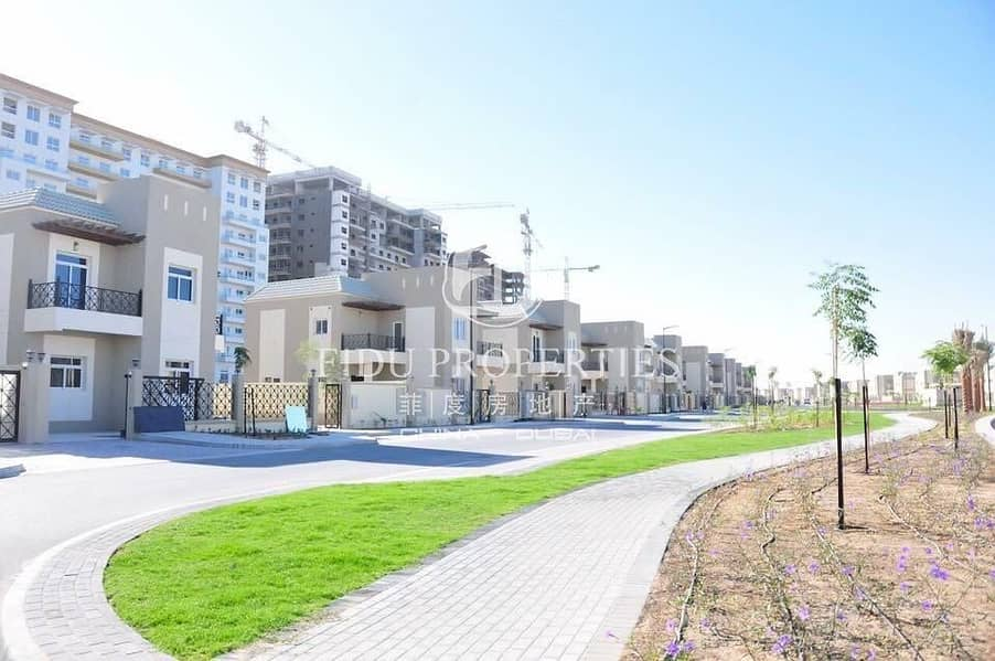 17 Brand New building|Golf course View|Higher Floor
