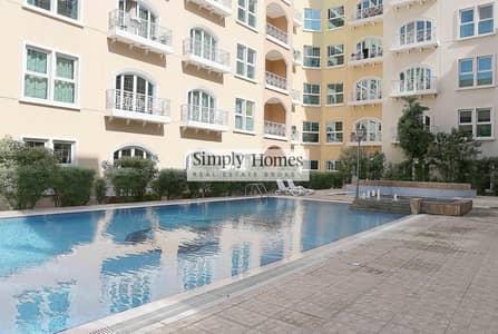 شقة 1 غرفة نوم للايجار في مجمع دبي للاستثمار، دبي - Pool View | Spacious 1 Bed | Higher Floor