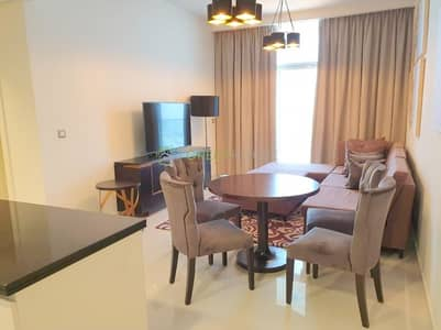 1 Bedroom Hotel Apartment for Rent in Jumeirah Village Circle (JVC), Dubai - Furnished