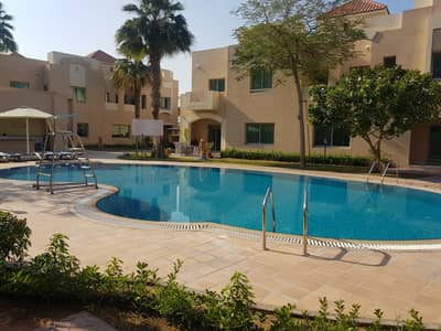 5 Bedroom Villa for Rent in Al Barsha, Dubai - 1 MONTH FREE--GATED COMMUNITY 5 BHK WITH MAIDS ROOM AND FACILITIES