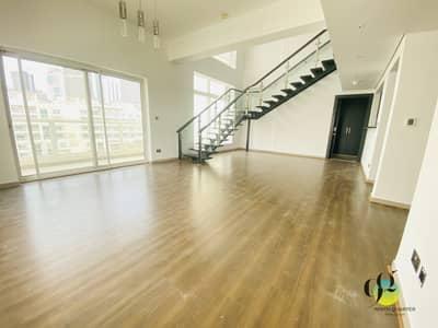 فلیٹ 3 غرف نوم للايجار في تلال الجميرا، دبي - Hot deal~3BR Duplex+ Maids ~ Lake View~13 months