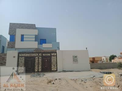 6 Bedroom Villa for Sale in Al Rawda, Ajman - Luxurious design villa, large area, at a special price, Ajman rawda 2. . . . .