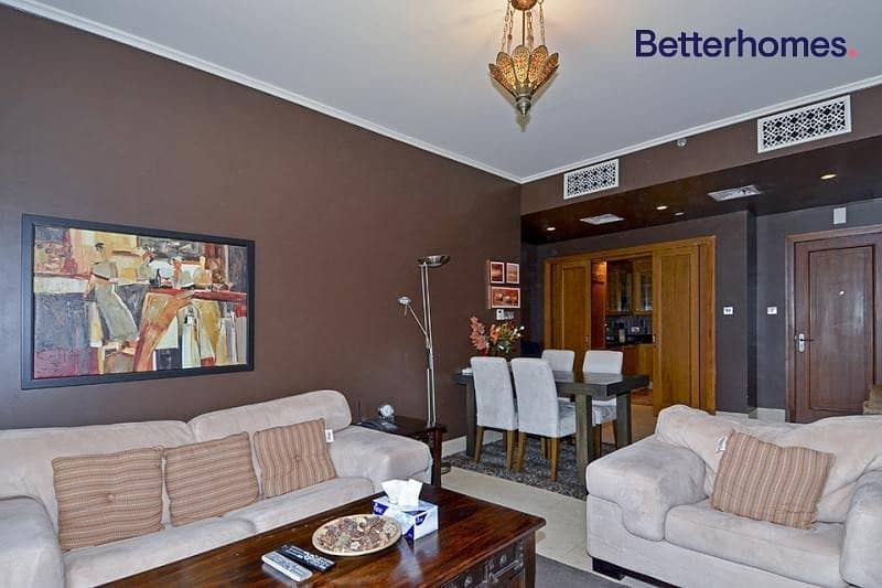 Furnished | High Floor | Balcony | Old Town