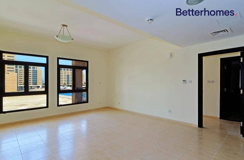 Vacant | Well Maintained | With  Balcony