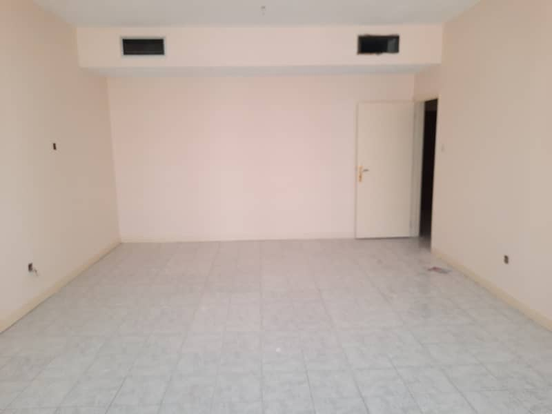 Chiller Free 2 BHK + 33 Rent , Balcony , 6 chqs . Al Wahda Street