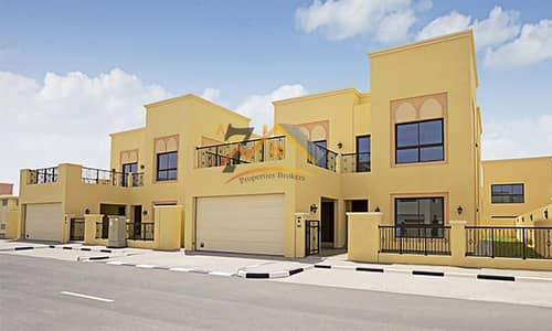فیلا 4 غرف نوم للبيع في ند الشبا، دبي - 5 YRS SEVICE CHARGE FREE AND NO COMMISSION | BIG PLOTS VILLAS CLOSE TO MALL