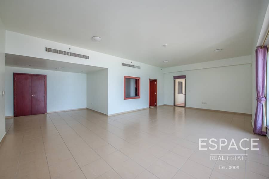 2 Vacant | Largest 3 Bed | Rimal JBR