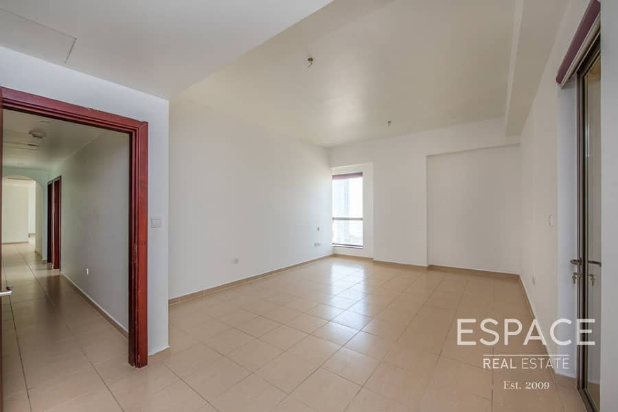 10 Vacant | Largest 3 Bed | Rimal JBR