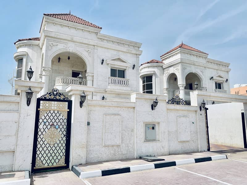 villa brand new for sale at al rawda 2