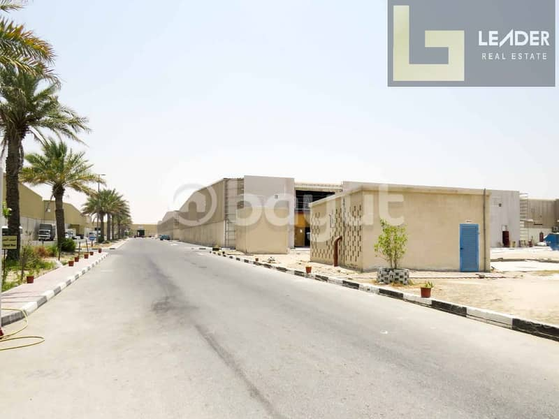 10 DIP-1 l Warehouse with size of 4706 sq ft l Rent 98'826 Aed l Free 1 Month