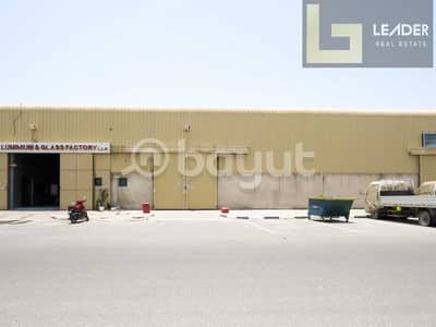 DIP-1 l Warehouse with size of 4706 sq ft l Rent 98'826 Aed l Free 1 Month