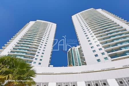 Sea View Large 3+M Apt with Balcony and Great Facilities