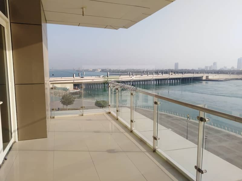 Meticulously Maintained: 3 BR/MR/2 Balconies with Mesmerizing view