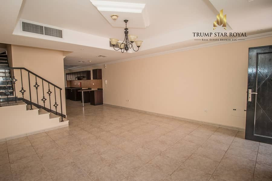Well Maintained - Family Oriented - Townhouse in JVC