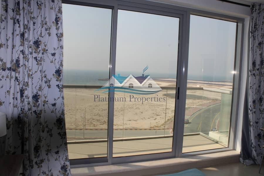 Gorgeous Furnished Studio Sea View