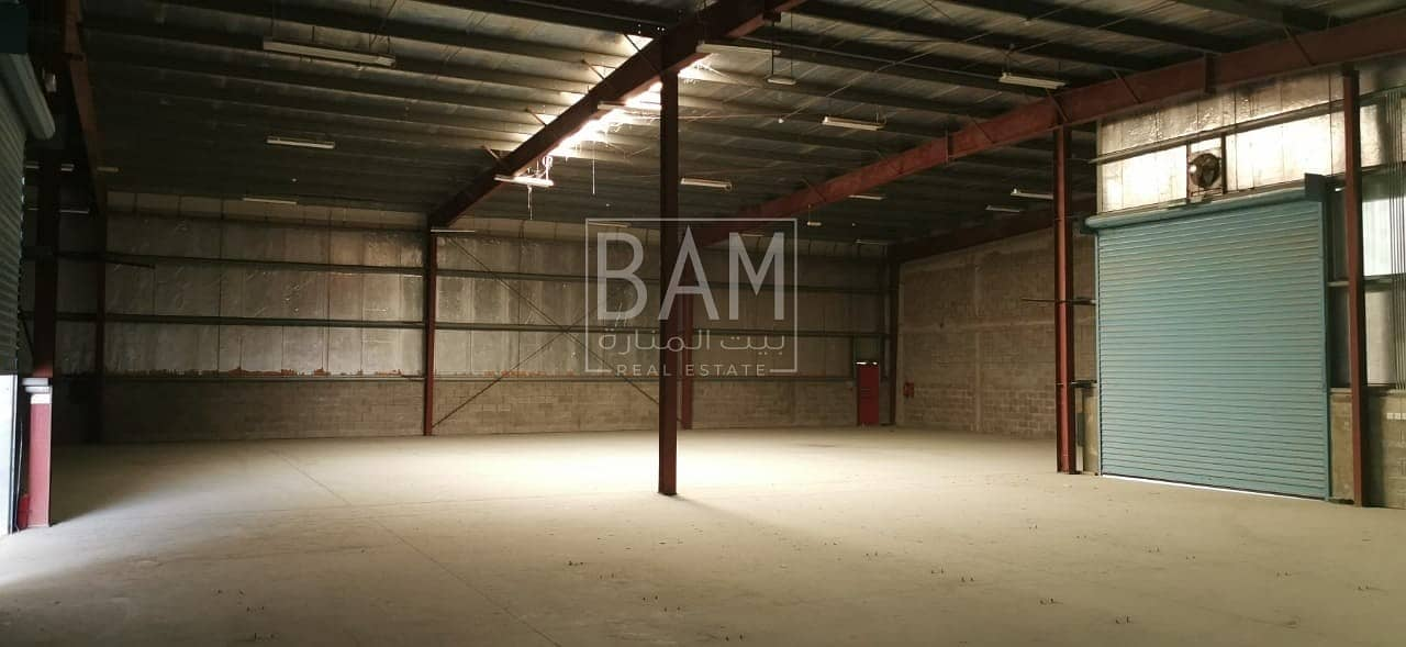 Warehouse Available in DIP | AED.21 per sq.ft | Affordable Price