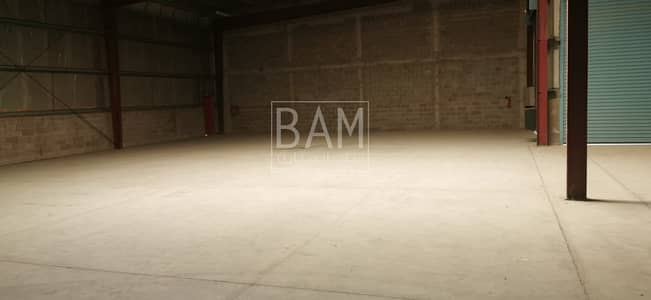 Warehouse for Rent in Dubai Investment Park (DIP), Dubai - Warehouse Available in DIP | AED.21 per sq.ft | Affordable Price