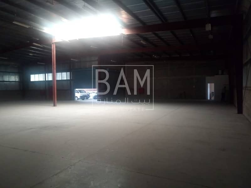 12 Warehouse Available in DIP | AED.21 per sq.ft | Affordable Price