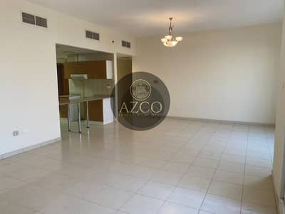 2 Bedroom Apartment for Sale in Jumeirah Village Circle (JVC), Dubai - LOOK AT SIZE HUGE 2BHK WITH TERRACE ONLY 825/K