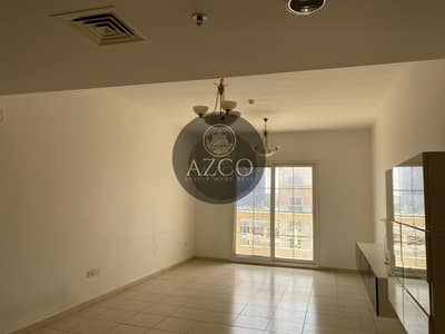 1 Bedroom Flat for Sale in Jumeirah Village Circle (JVC), Dubai - BEST DEAL HUGE 1BR WITH 2 BALCONY ONLY 480/K