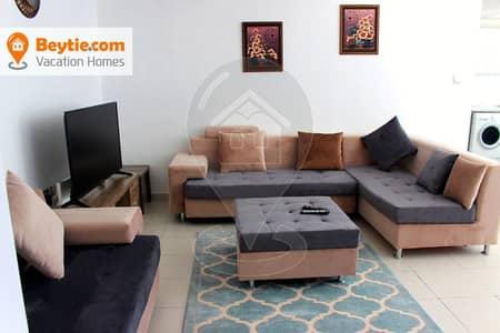 2 Bedroom Apartment for Rent in Dubai Studio City, Dubai - A Spacious 2 BR with 3 Balconies in Danube Glitz  2