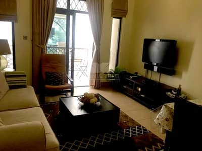 1 Bedroom Apartment for Sale in Old Town, Dubai - Spacious | Furnished | Well-maintained Apt