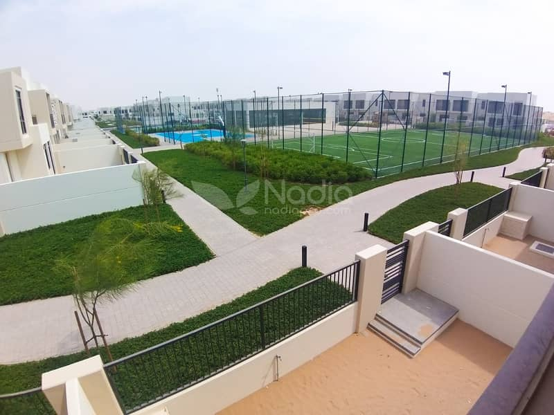 3BR + Maid | Type 2 | Noor Townhouses! Nshama Townsquare