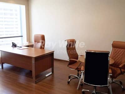 Beautiful Furnished Office with Balcony