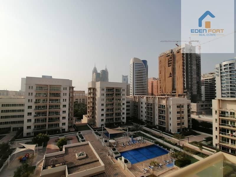 2 2BHK+Study   Pool Facing   Al Thayyal 4  Greens