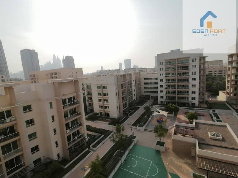 10 2BHK+Study | Pool Facing | Al Thayyal 4 |Greens