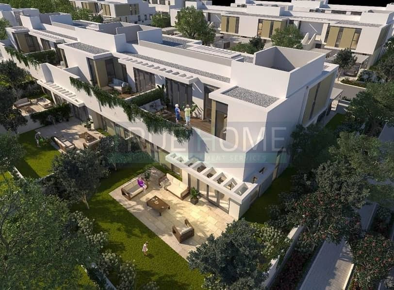 2 3 Bedroom Garden Home In AL Zahia - Sharjah