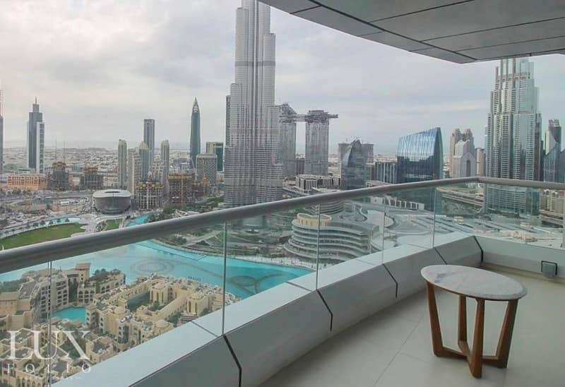 2 | Burj View | Balcony | Study | 02 Unit |